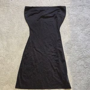 Spanx Shapewear Strapless Slip Black